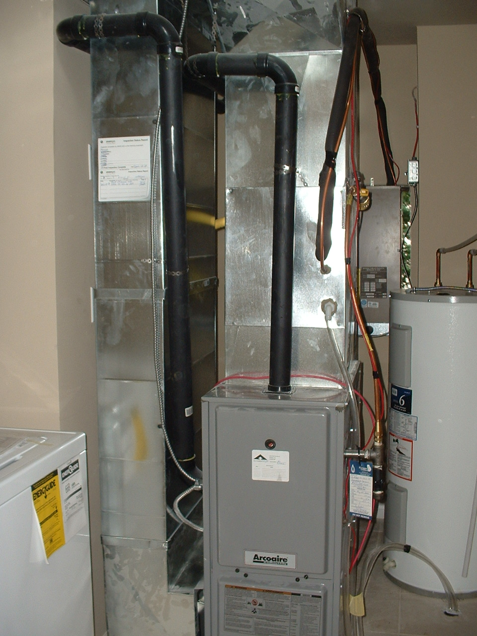Heating Ac Gas Hvac Wiring